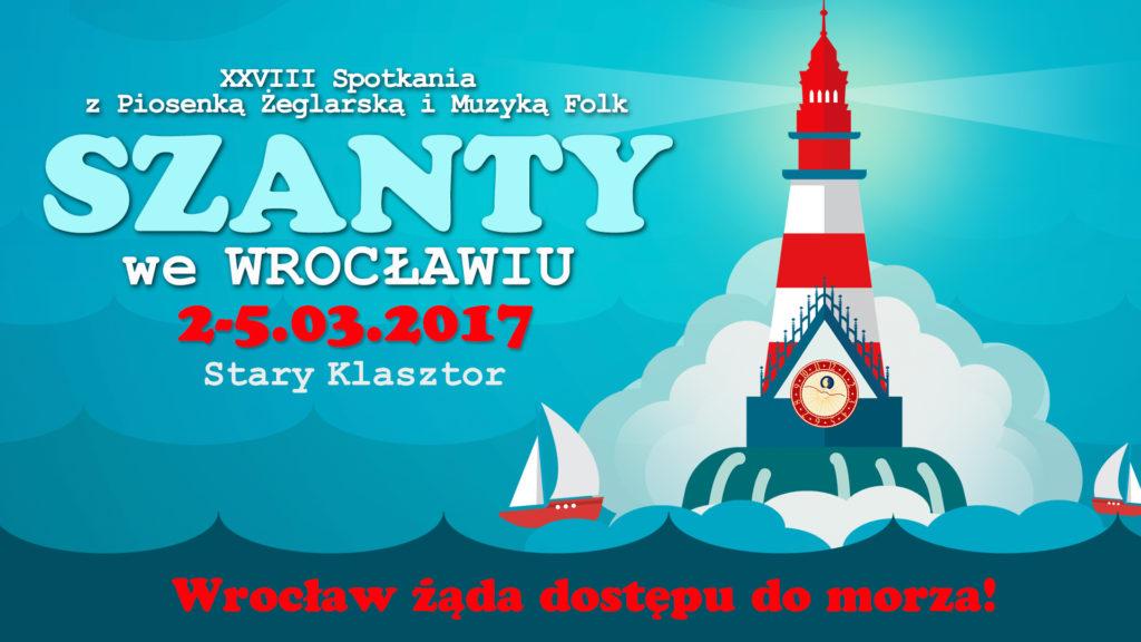 XXVIII festiwal SZANTY WE WROCŁAWIU @ Sala Gotycka   Wrocław   Województwo dolnośląskie   Polska