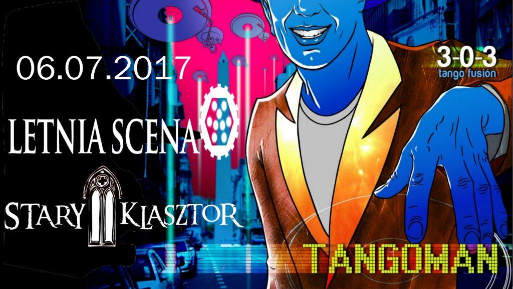 Letnia Scena - 3-0-3 Tango Fusion @ Dziedziniec Starego Klasztoru | Wrocław | Województwo dolnośląskie | Polska