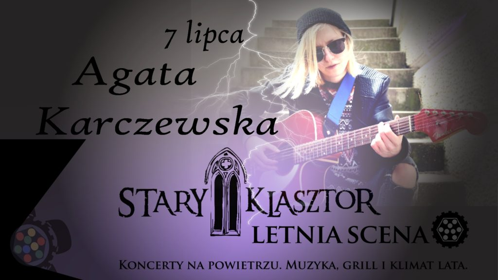 AGATA KARCZEWSKA - DZIEDZINIEC @ Dziedziniec Starego Klasztoru | Wrocław | Województwo dolnośląskie | Polska