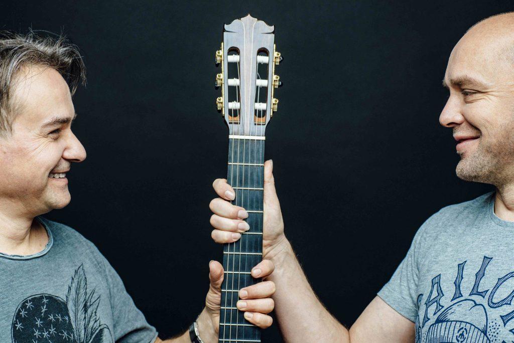 Duet gitarowy Krzysztof Pełech & Robert Horna - DZIEDZNIEC @ Dziedziniec Starego Klasztoru | Wrocław | Województwo dolnośląskie | Polska