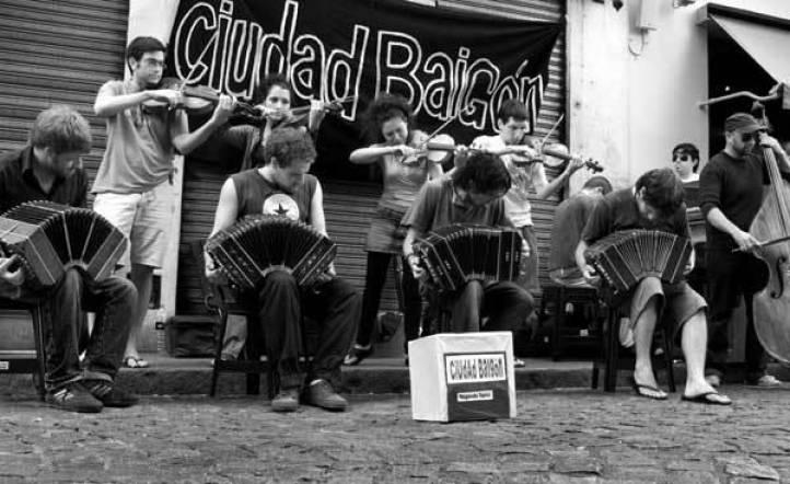 Orquesta Tipica Ciudad Baigón @ Sala Gotycka | Wrocław | Województwo dolnośląskie | Polska