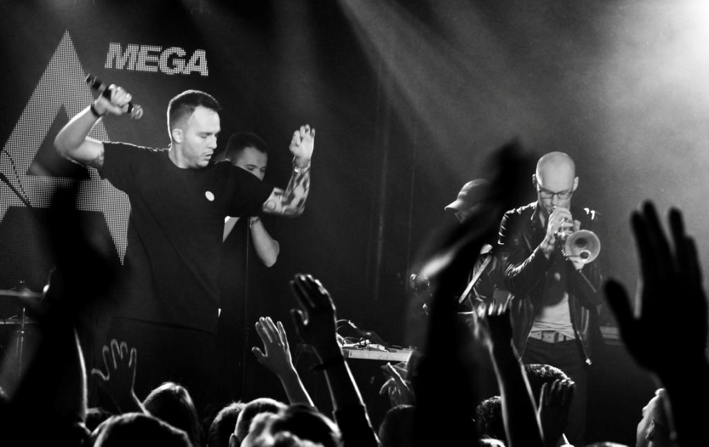 SCHMIDT ELECTRIC feat. TEN TYP MES @ Sala Gotycka | Wrocław | Województwo dolnośląskie | Polska