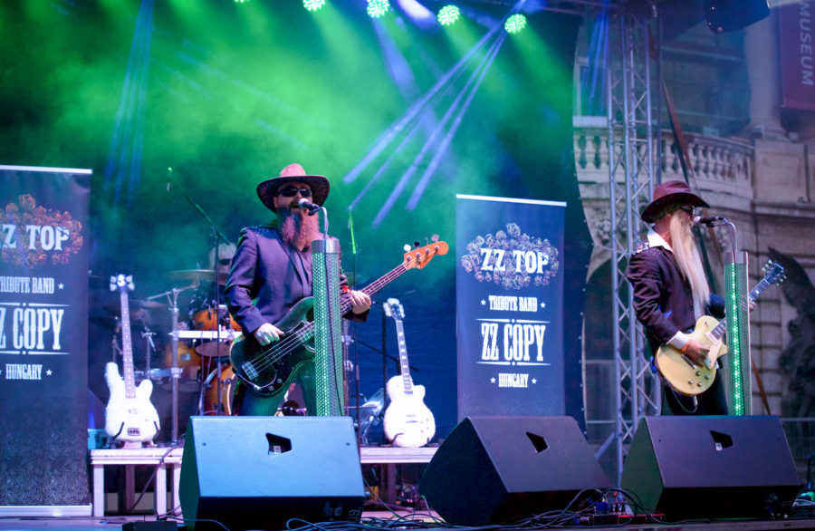TRIBUTE TO ZZ TOP