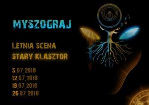 LETNIA SCENA :  SUMMER TECHNO NIGHT @ RESTAURACJA STARY KLASZTOR