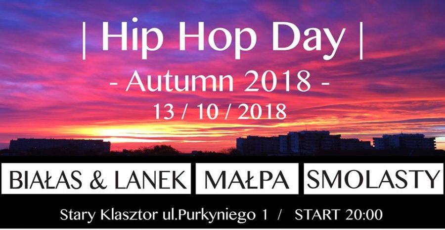 HIP HOP DAY 2018!