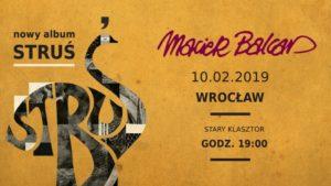 MACIEJ BALCAR @ STARY KLASZTOR | Wrocław | Województwo dolnośląskie | Polska