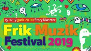 FRIK MUZIK FESTIVAL - ZMIANA MIEJSCA @ STARA PIWNICA   Wrocław   Województwo dolnośląskie   Polska