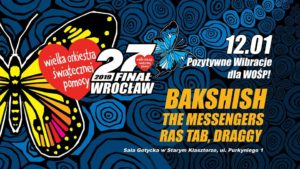 WOŚP: POZYTYWNE WIBRACJE @ STARY KLASZTOR | Wrocław | Województwo dolnośląskie | Polska