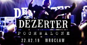 DEZERTER & POCHWALONE @ STARY KLASZTOR | Wrocław | Województwo dolnośląskie | Polska