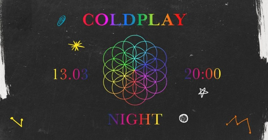 COLDPLAY NIGHT