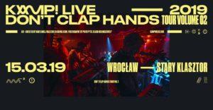 KAMP! @ STARY KLASZTOR | Wrocław | Województwo dolnośląskie | Polska