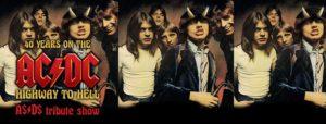 TRIBUTE TO AC/DC @ STARY KLASZTOR | Wrocław | Województwo dolnośląskie | Polska