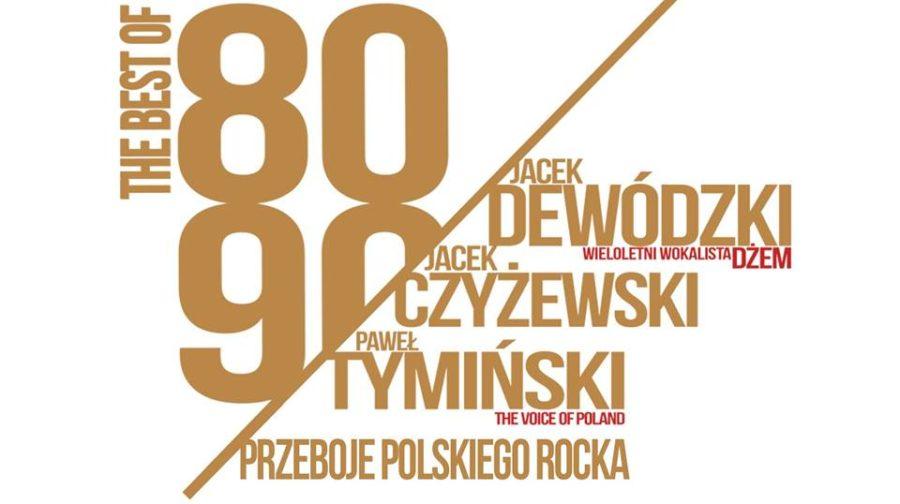 PRZEBOJE POLSKIEGO ROCKA LAT 80/90