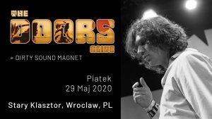 KONCERT PRZENIESIONY: THE DOORS ALIVE @ STARY KLASZTOR | Wrocław | Województwo dolnośląskie | Polska