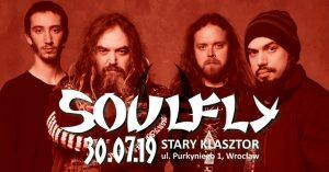 SOULFLY @ STARY KLASZTOR | Wrocław | Województwo dolnośląskie | Polska