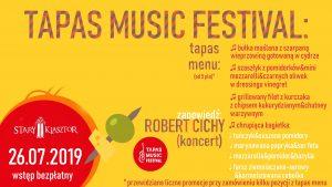 TAPAS MUSIC FESTIVAL: ROBERT CICHY @ STARY KLASZTOR | Wrocław | Województwo dolnośląskie | Polska