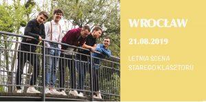 LETNIA SCENA: VHS @ STARY KLASZTOR | Wrocław | Województwo dolnośląskie | Polska