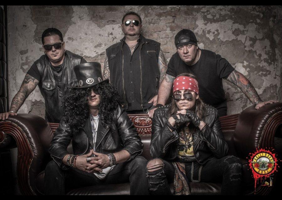Guns N 'Roses & AC/DC TRIBUTE NIGHT