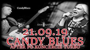 After show w Starym Klasztorze - CANDY BLUES @ STARY KLASZTOR   Wrocław   Województwo dolnośląskie   Polska