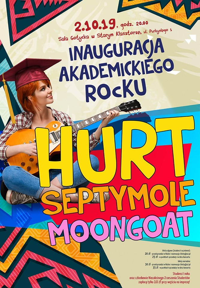 HURT – inauguracja ROCKu