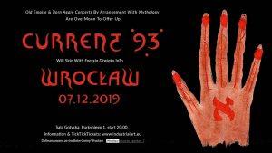 Current 93 at Energia Dźwięku 2019 @ STARY KLASZTOR | Wrocław | Województwo dolnośląskie | Polska