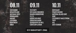 XVIII Wroclaw Industrial Festival @ STARY KLASZTOR | Wrocław | Województwo dolnośląskie | Polska