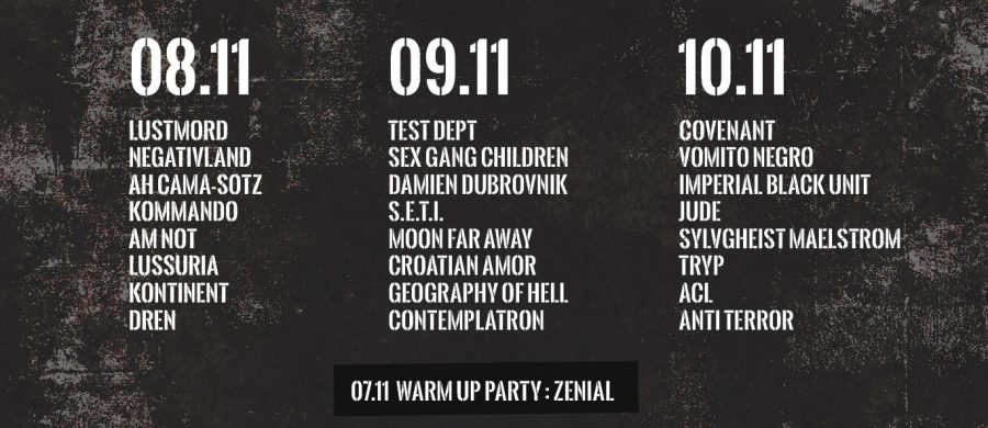 Public Sex, Private Lives (2013) - Warszawa - Repertuar kin