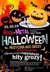 Rock-Metalowe Halloween @ STARY KLASZTOR | Wrocław | Województwo dolnośląskie | Polska