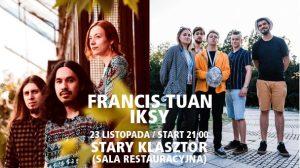 SCENA ZIMOWA: Francis Tuan @ STARY KLASZTOR   Wrocław   Województwo dolnośląskie   Polska