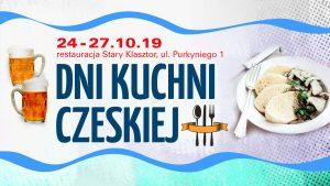 DNI KUCHNI CZESKIEJ @ STARY KLASZTOR   Wrocław   Województwo dolnośląskie   Polska