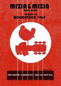 Mizia & Mizia Blues Band Tribute to Woodstock @ STARY KLASZTOR | Wrocław | Województwo dolnośląskie | Polska