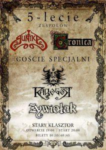 Runika i Cronica @ STARY KLASZTOR | Wrocław | Województwo dolnośląskie | Polska