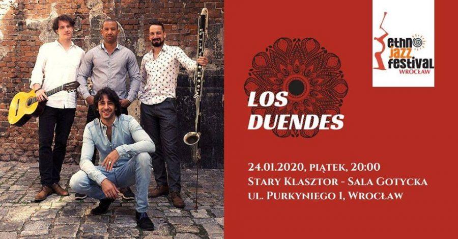 Karnawał flamenco z Los Duendes!