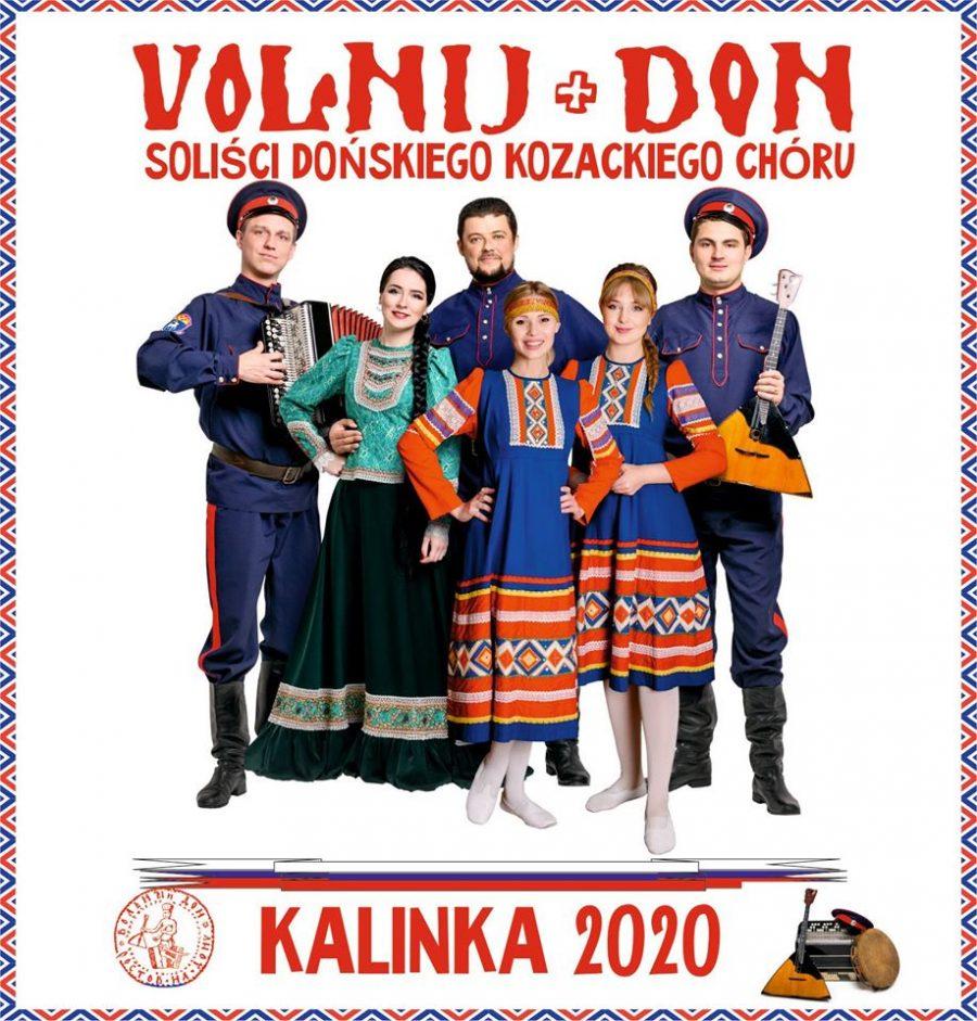Volnij Don – pieśni dońskich Kozaków