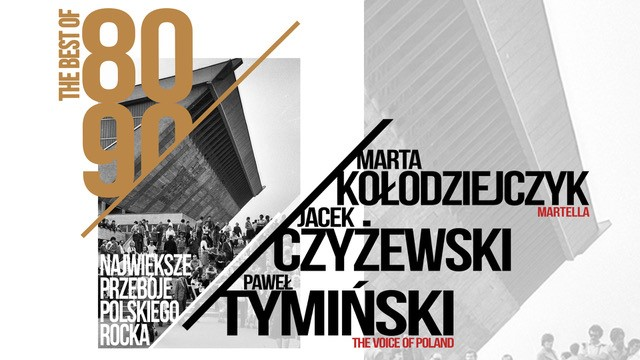 Przeboje Polskiego Rocka lat 80/90 vol.2