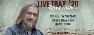 Maciek Balcar @ STARY KLASZTOR | Wrocław | Województwo dolnośląskie | Polska