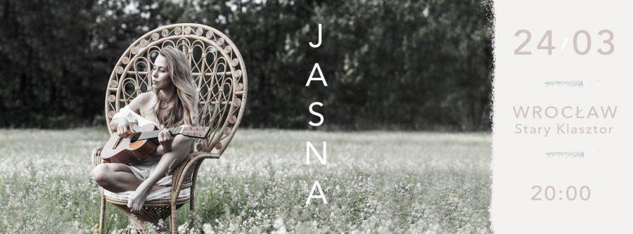 KONCERT PRZENIESIONY – Ola Jas