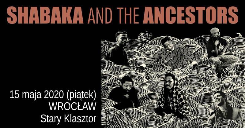 KONCERT PRZENIESIONY: Shabaka And The Ancestors