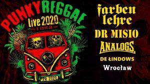 KONCERT PRZENIESIONY: Punky Reggae live 2020 @ STARY KLASZTOR | Wrocław | Województwo dolnośląskie | Polska