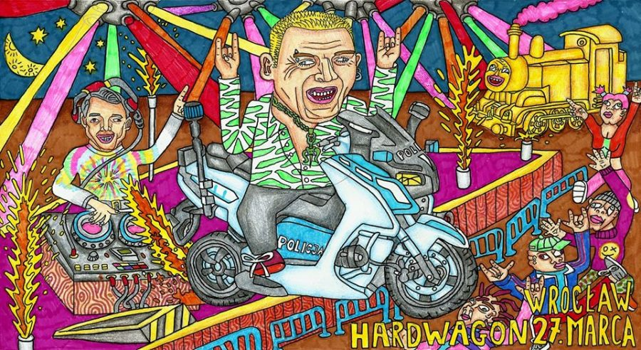 IMPREZA PRZENIESIONA – HARDWAGON : Scooter Afterparty
