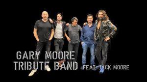 Gary Moore Tribute Band: KONCERT PRZENIESIONY! @ STARY KLASZTOR | Wrocław | Dolnośląskie | Polska