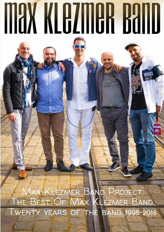 Max Klezmer Band zagra w Starym Klasztorze!