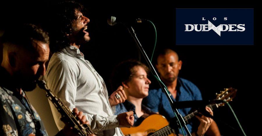 Los Duendes – flamenco & world music