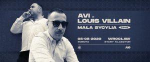 Avi x Louis Villain - Mała Sycylia Tour @ STARY KLASZTOR | Wrocław | Dolnośląskie | Polska