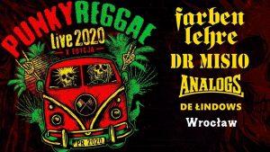 Punky Reggae live 2020 @ STARY KLASZTOR | Wrocław | Dolnośląskie | Polska