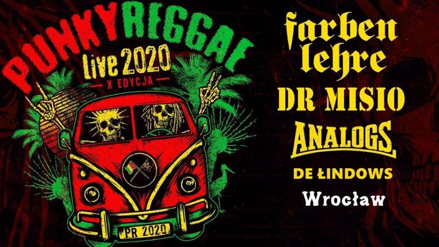 Punky Reggae live 2020