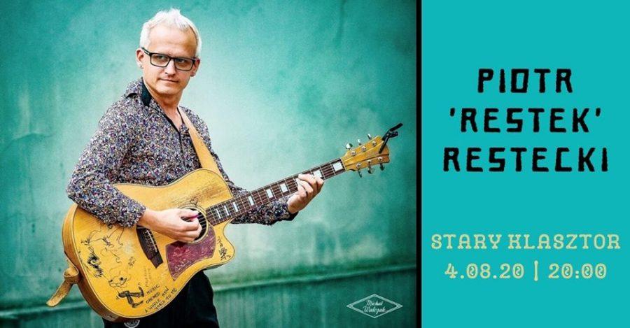 Piotr 'Restek' Restecki – gitara fingerstyle