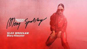 ZMIANA MIEJSCA: Mery Spolsky @ REWIRY | Wrocław | Dolnośląskie | Polska