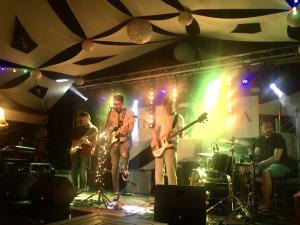 Letnia Scena: Jack Rabbit & FlowRockin @ STARY KLASZTOR | Wrocław | Dolnośląskie | Polska