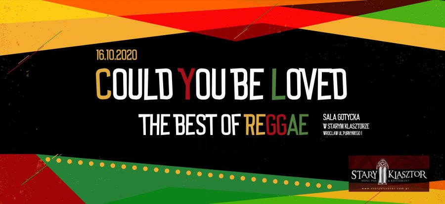 "Uwaga: Koncert przeniesiony – ""Could you be loved"" – The best of reggae"